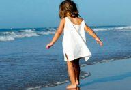 Азовское море - прогулки по пляжу