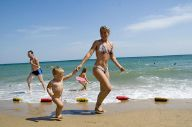 Азовское море - детское оздоровление