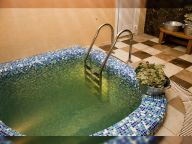 Бассейн в бане Киев