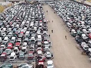 Особенности американских автосвалок