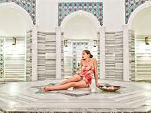 Максимальная релаксация с помощью турецкой бани