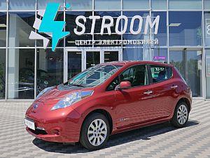Экологичный и экономичный Nissan Leaf теперь доступен и в кредит