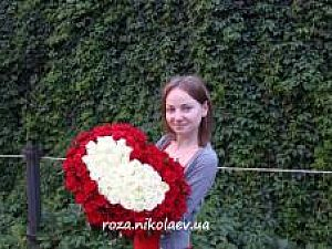 Доставка цветов Николаев
