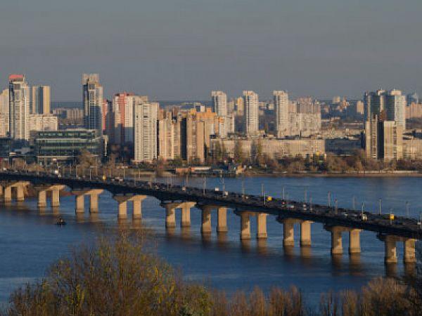 Киев теперь  в  красной зоне  - локдаун до 9 апреля