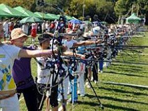 Спортивный клуб «Лучник» г. Днепропетровска приглашает научиться стрельбе из лука
