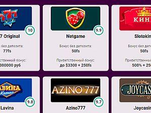Казино Пин Ап в Интернете рекомендует портал Casinoplay