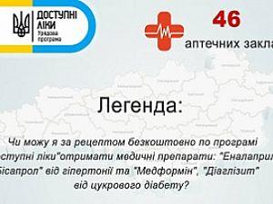 Як Урядова програма «Доступні ліки» діє на Кіровоградщині