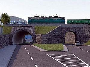 Будівництво арки та шляхопроводу по вул. Левитського мають розпочати вже у 2018 році