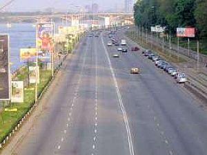 Киев взялся за Набережное шоссе