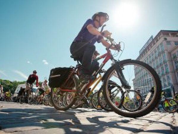 У столиці встановлять нові велопарковки
