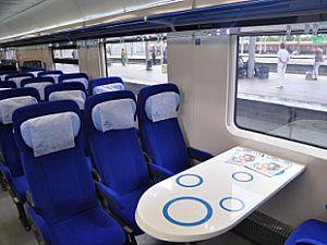 Поїзд «Інтерсіті+» щодня курсуватиме до Києва через Кропивницький