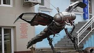 У четвер у Кіровограді відкриється монумент «Стрекоза»!