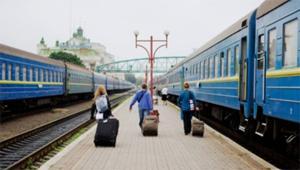 В Ужгород из Киева будет курсировать дополнительный поезд