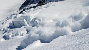 В Закарпатье объявлен повышенный риск схождения лавин