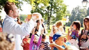В Запорожье состоится самый масштабный семейный фестиваль