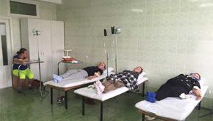 В Ужгороді лікарні прийматимуть хворих з району тільки при наявності страховки
