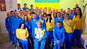 Результаты Паралимпийской недели для Украины