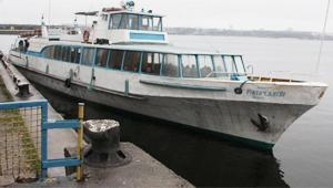 В Запорожье не будет ходить речной транспорт