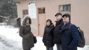 Протягом двох днів в Ужгороді працювали координатори проекту «Енергоефективність у житловому секторі України»