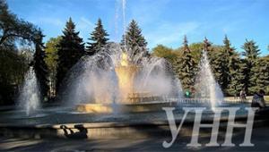 У Вінниці стартував сезон фонтанів
