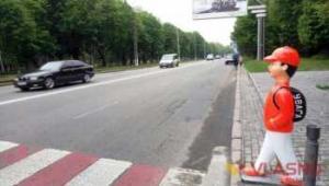Вінницька міська рада заплатила 6500 гривень за пластикового чоловічка