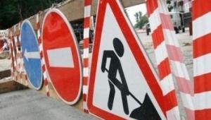 На Запоріжжі тривають ямкові ремонти доріг