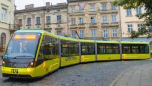 Київ купить у львівської компанії 7 трамваїв з низькою підлогою