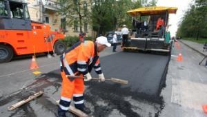 Где в Киеве ремонтируют дороги: отчет мэрии