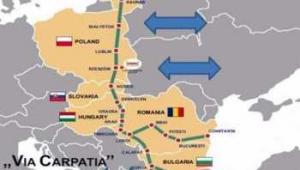 Вінницю приєднають до міжнародного транспортного коридору