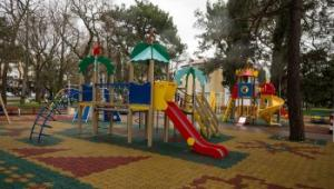 На Подоле построят 40 детских площадок