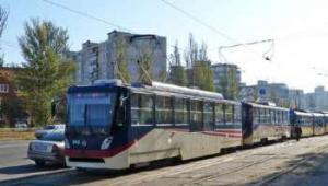 В Киеве впервые за 30 лет отремонтируют трамвайные пути