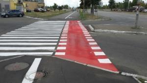 До конца года в столице намерены обустроить 40 повышенных пешеходных переходов