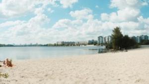 Киянам рекомендують відмовитися від відвідування всіх міських пляжів