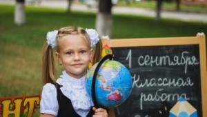Майже 13,7 тисяч першокласників Житомирщини сядуть за парти у цьому році