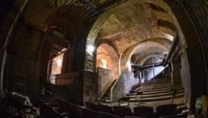 В Одессе запланировано открытие подземного театра
