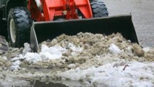 Одесские коммунальщики готовятся к уборке снега