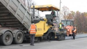 На Сумщине ремонтируют 6 км дороги на Полтаву