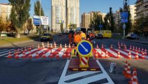 В Киеве отремонтируют еще один проспект
