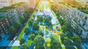 В Киеве строится инновационный город в городе