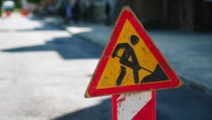 У Франківську частину доріг, де почали ремонт, законсервують до весни