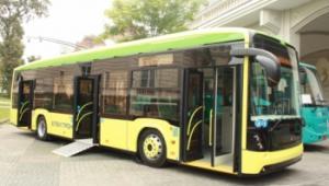 На нові тролейбуси у Луцьку витратять майже 6 мільйонів євро