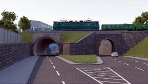 Нова арка поблизу заводу «Ельворті»: як виглядатиме та скільки коштуватиме