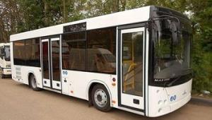 В Кропивницком на маршруте № 130 будет работать новый автобус