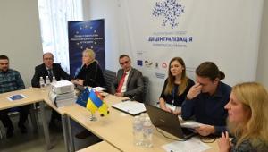"""Днями у Центрі розвитку місцевого самоврядування відбувся семінар для підприємців на тему  """"Як знайти бізнес-партнера в Європейському Союзі?"""""""