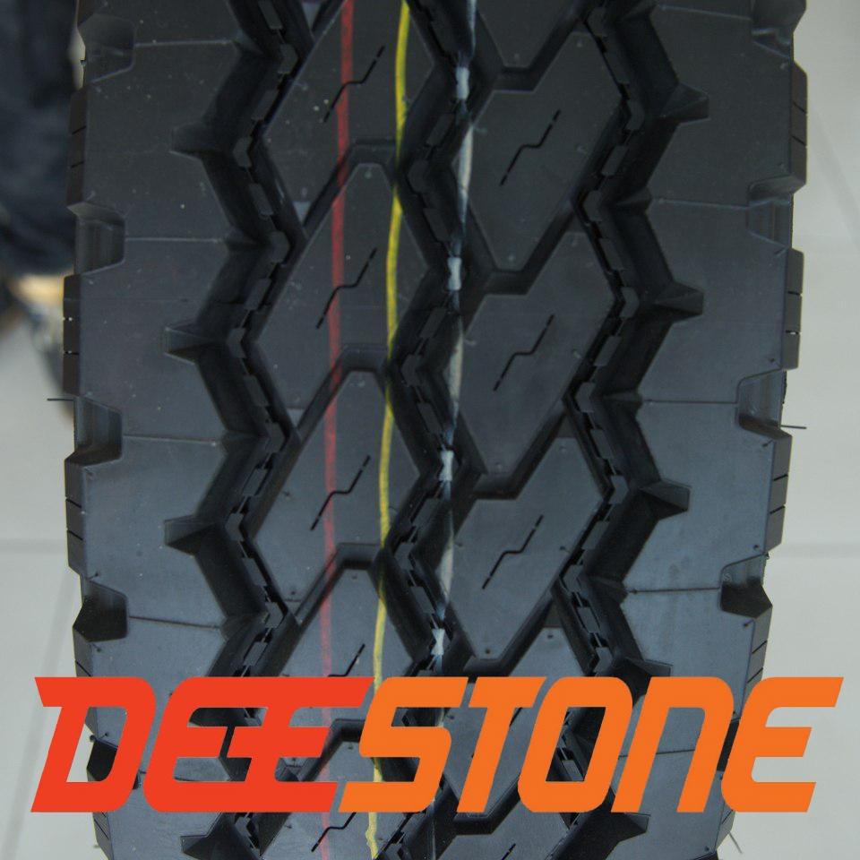 Протектор автошины Deestone SK421 в размере 315/80 R22.5