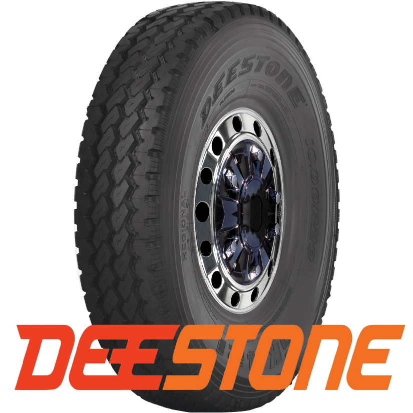 Таиландская грузовая шина 315/80 R22.5 Deestone SK421