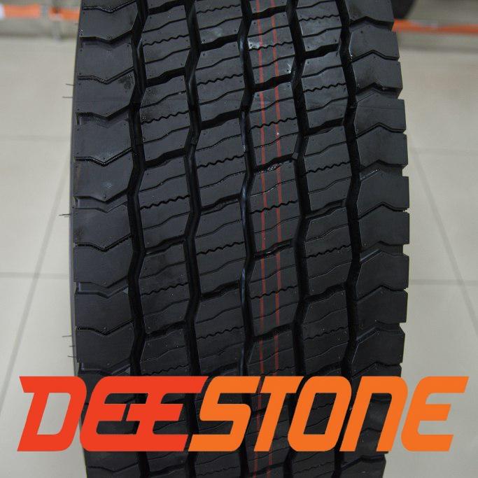 Протектор шины 315/80 R22.5 Deestone SS433