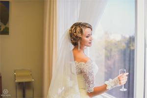 Портретное фото невест