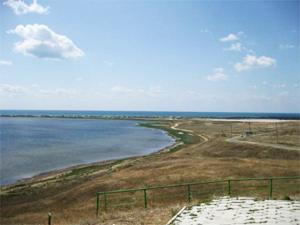 Отдых на Соленом озере в селе Веселовка Бобринецкого района