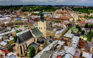 Евровидение 2017 во Львове